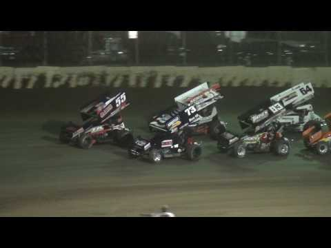 7th Annual Bill Waite Jr. Memorial Classic IRA/MOWA 410 Sprint Series LaSalle Speedway 9/24/17