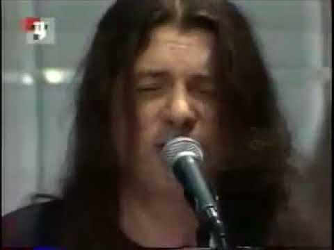 """Агата Кристи в программе """"Кухня"""" на канале ТВЦ, 2003 г."""