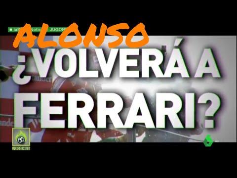 FERNANDO ALONSO A FERRARI 2020???