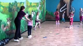 Насыпова Ирина, детский фитнес — Onfit Awards 2014