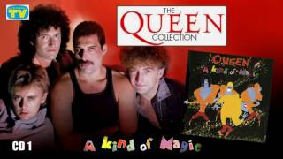 Baixar [002] A Kind Of Magic - CD1: The Queen Collection Digipack Series from Italy (
