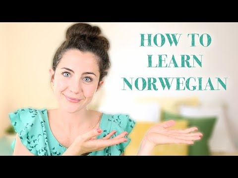Tips to LEARN NORWEGIAN | Mon Amie