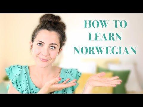 Tips to LEARN NORWEGIAN | Mon Amie