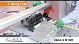 Электрический плиткорез.  Class - BATTIPAV