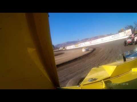 sport mod heat santa maria speedway 7/1/16 aaron farrell