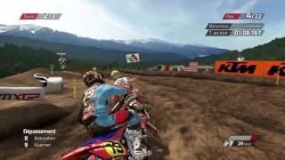 MXGP - The Official Motocross Gameplay HD (FR) PS4
