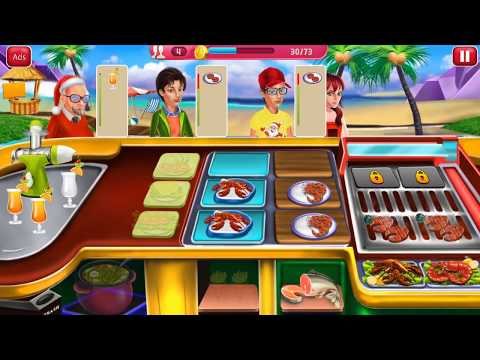 Crazy Kitchen Seafood Restaurant Chef Cooking Game - Apps on Google Play