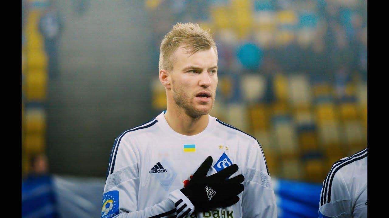 Andriy Yarmolenko The Dynamo Kyiv Genius