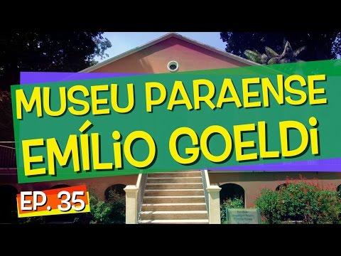 Parabéns Emílio Goeldi