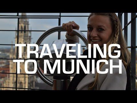 Munich Oktoberfest Travel Vlog