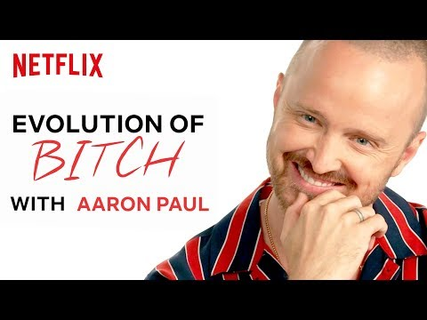 "The History Of Jesse Saying ""Bitch"" In Breaking Bad With Aaron Paul 