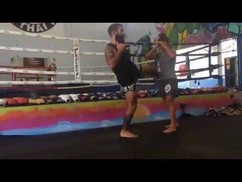 Agatsu meets Bali Muay Thai & MMA Training Camp