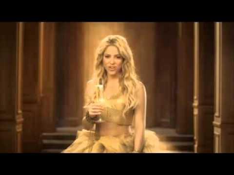 Shakira Feliz Navidad Y Prospero Año Nuevo HDbajaryoutube com