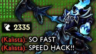 HECARIM SPEED HACK