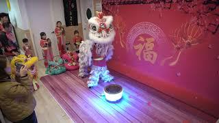 AIK CNY Lion Dance 2 農曆新年舞獅