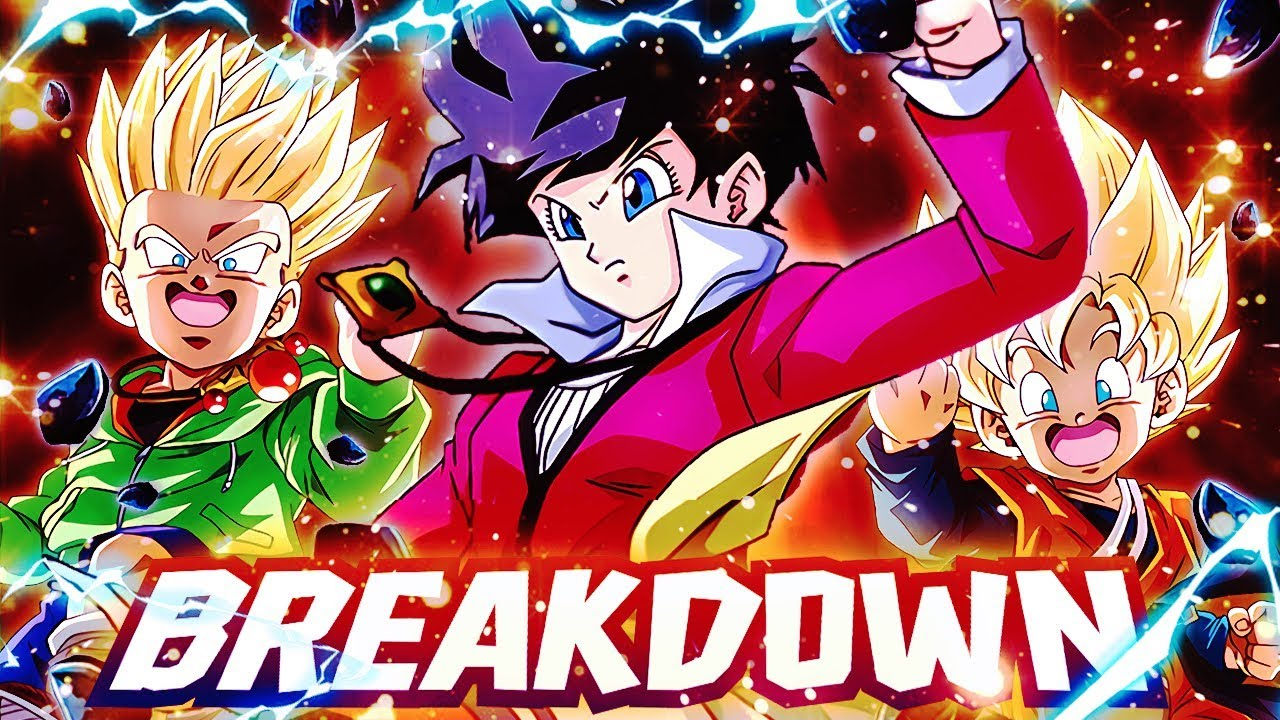 BROLY MOVIE 2 DATA DOWNLOAD! F2P SSJ Goten, Trunks & Videl! Dragon Ball Z  Dokkan Battle