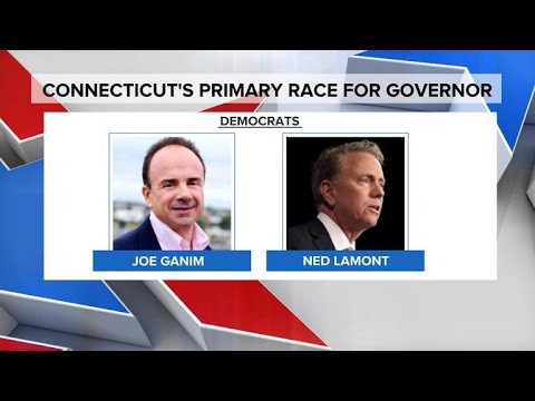 Primary For Connecticut Governor Pits Buisnessman Against Convicted Ex-mayor