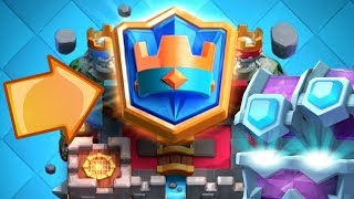 WE MADE IT! GRAND CHAMPION LEAGUE   Clash Royale