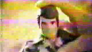 Mike Power Atomic Man Commercial