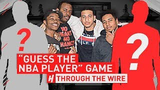 Guess The NBA Player GAME | Through The Wire Podcast