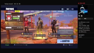 LIVE FR : FORTNITE ON TENTE LE TOP 1 #SUPER ENERGY