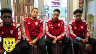 Aston Manor 6th Form - Student Interviews - Football Academy Students