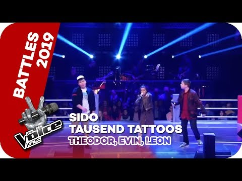 Sido - 1000 Tattoos | Late Night Berlin | ProSieben
