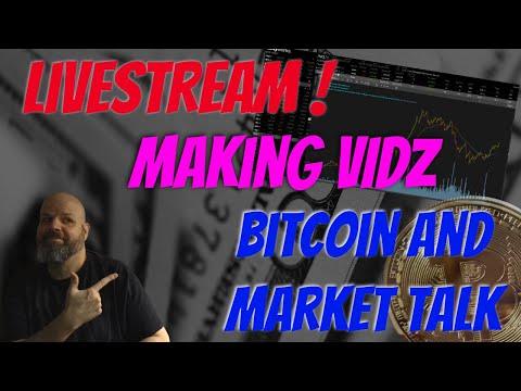 LIVESTREAM – Crypto, Market Talk, Portfolio Management, TSLA, NNDM, , NIO, LCA, Etc