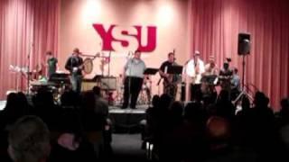 YSU Zappa Ensemble - sinister footwear