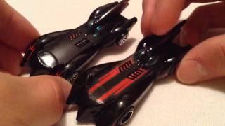 Hot Wheels Batmobile - Batman: The Brave and the Bold (2015 Batman)