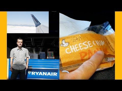 Ryanair B737 800 NG Berlin-SXF To Brüssel-BRU FR166 Take-off & Inflight Video