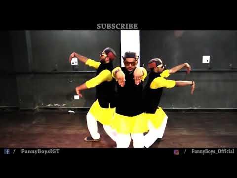 Bollywood Dance Govinda