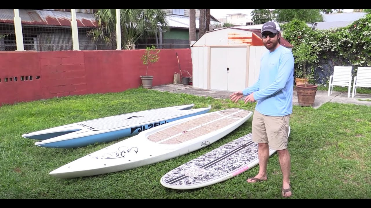 How to choose the best stand up paddle board for fishin for Best fishing sup