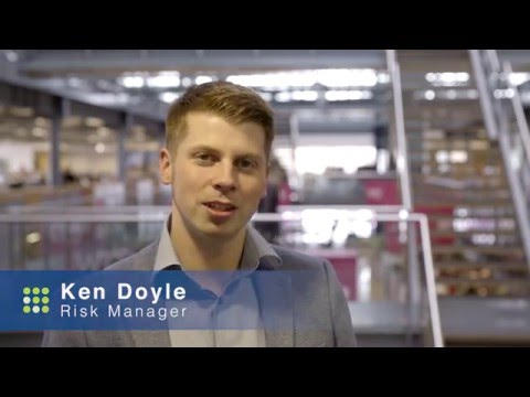 Ken Doyle  Career Video, Risk Manager