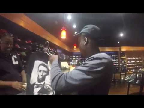 Kayvon Webster & Xavier Rhodes Shopping in Miami Gardens - The Players Club