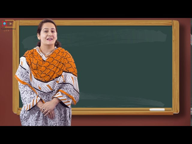 Rupani Web-TV Urdu Lesson 1