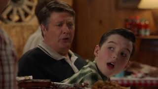"""Young Sheldon 3x04 Sneak Peek Clip 3 """"Hobbitses, Physicses and a Ball with Zip"""""""