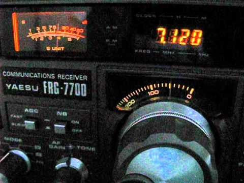 Radio Hargeysa Somaliland 7120 khz