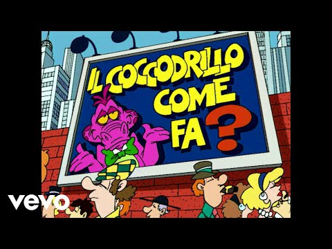 il coccodrillo come fa mp3
