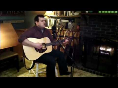 Joshua Fit the Battle of Jericho - Hatleeband - 2012 Martin D18 - YouTube video
