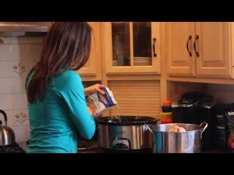 How To Cook Turkey Breast In A Crockpot
