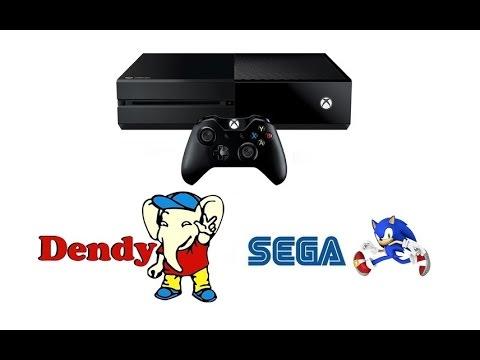 Как запустить игры для Dendy и Sega на Xbox One
