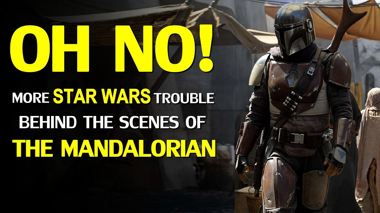 Pedro Pascal No Longer The Mandalorian? More Trouble behind the scenes of STAR WARS