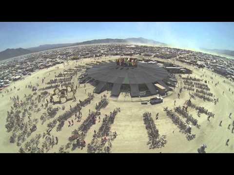 Want to fly a drone at Burning Man this year? Better read this first.