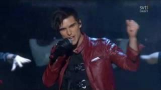Eric Saade - Popular (Winner Melodifestivalen 2011)