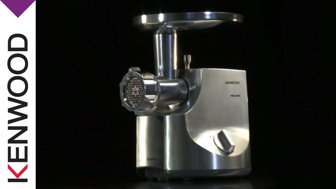 Kenwood Meat Grinder (MG700) | Kitchen Machine Attachment
