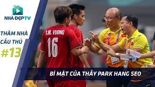 Chuyện Thầy Park Hang Seo theo lời kể của trợ lý Lê Huy Hoa Kanata | Thăm Nhà Cầu Thủ 13