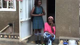 Repeat youtube video Kansiime Anne sends her child to school.