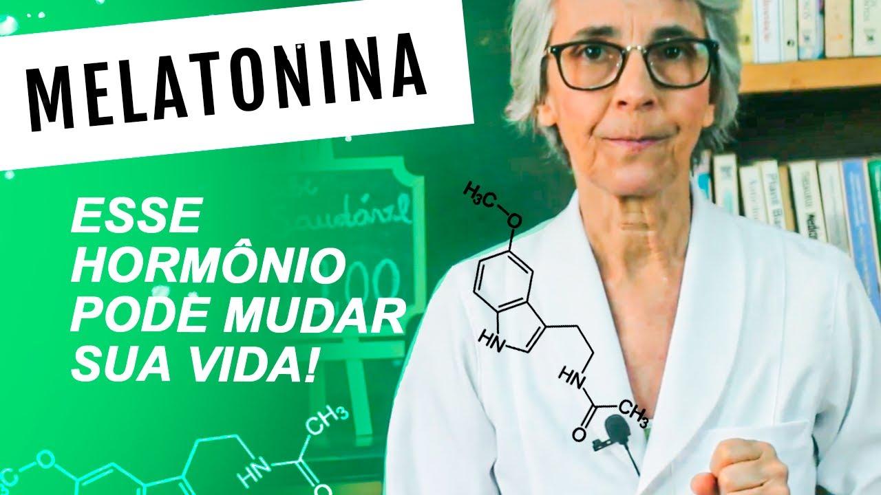 Melatonina: saiba a VERDADE sobre esse hormônio tão importante na sua vida!