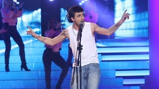Blas Cantó imita a Melendi - Tu Cara Me Suena